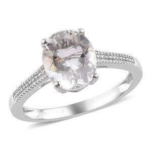 Karis Petalite Solitaire Ring